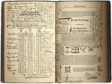 Advanced Potion Making pages