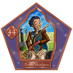Devlin Whitehorn-44-chocFrogCard