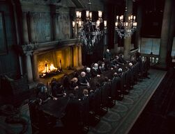Death Eater Meeting