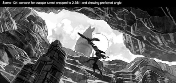 File:Escape Tunnel (Concept Artwork for the HP2 movie 02).JPG