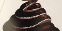Slytherin Cake