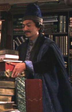 Lockhart's flunkey