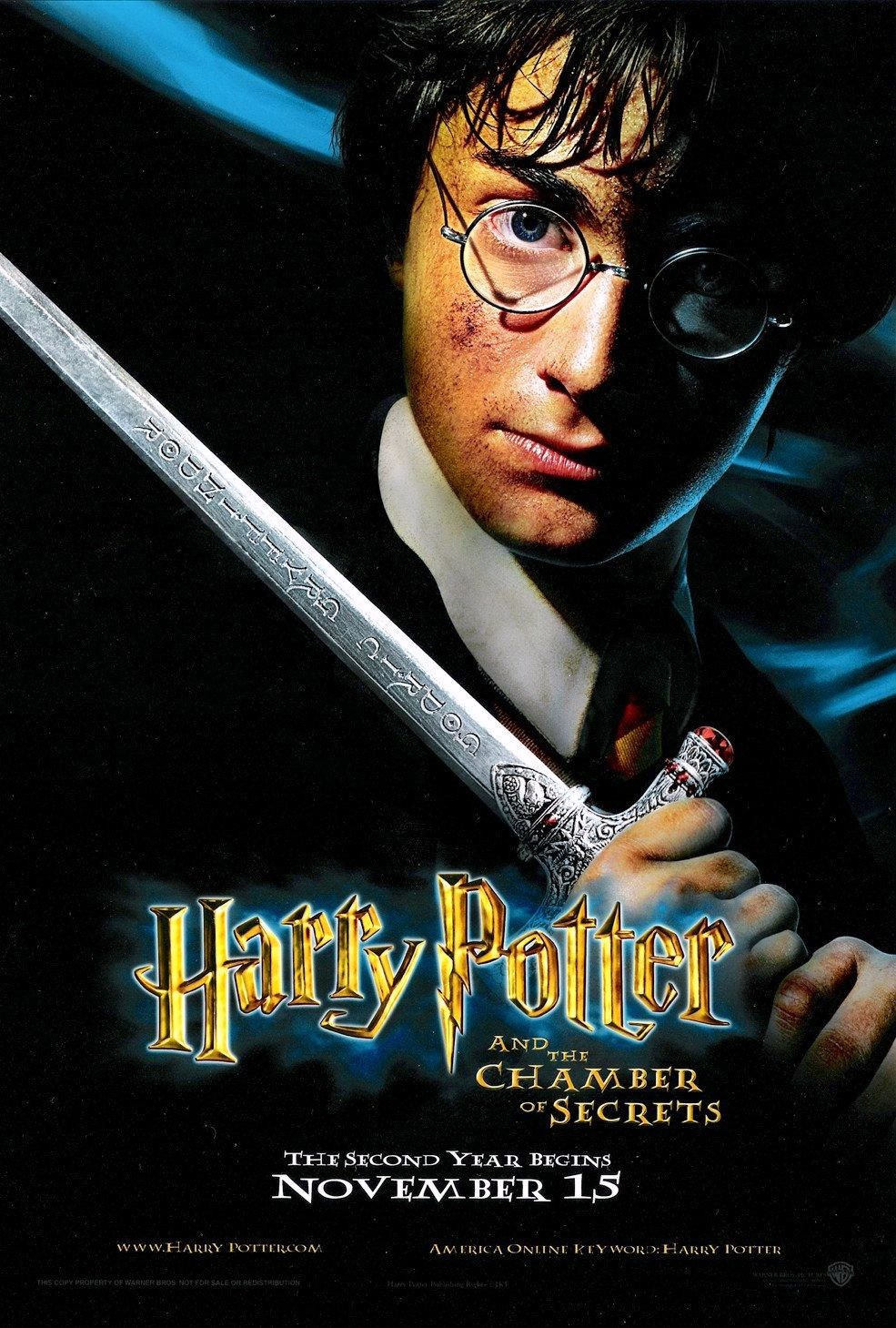 Fichier posterhp2 harry wiki harry potter - Harry potter et la chambre des secrets streaming hd ...