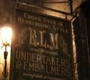 E.L.M — волшебные похороны и бальзамирование