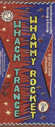 Whack Trance Whammy Rocket