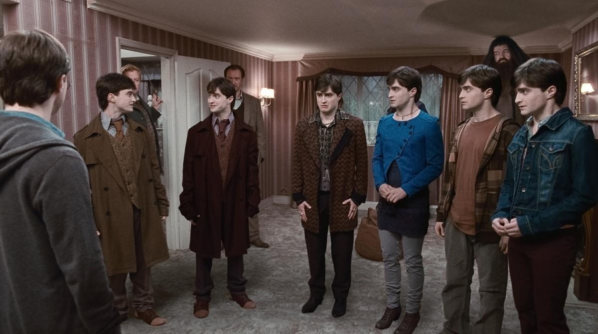 Ответы Mail Ru: Сколько всего частей в Гарри Поттере