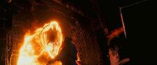 Voldemort's Fiendfyre