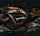 Pickled eel