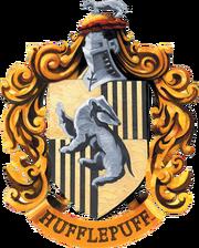 Hufflepuff™ Crest (Painting)