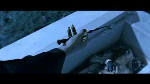 Voldemort Gaining the Possesion of the Elder Wand- Deathly Hallows Part 1 Ending Scene (HD)