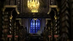 Библиотека Хогвартса по версии Pottermore