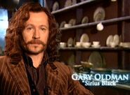 Gary Oldman (Sirius Black) HP5 screenshot