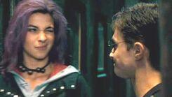 Nymphadora Tonks and Harry Potter OOP v2