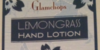 Glamchops Lemongrass Hand Lotion