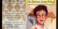 The Famous Harry Potter (Trading Card)