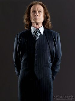 DH Minister for Magic Rufus Scrimgeour promo