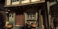 Potage's Cauldron Shop
