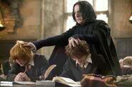 SnapeHarryRonClass