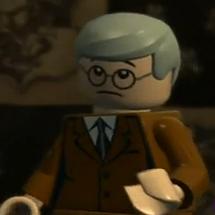 Amos Diggory LEGO