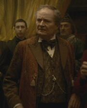 Horace Slughorn Slug Club Christmas Party