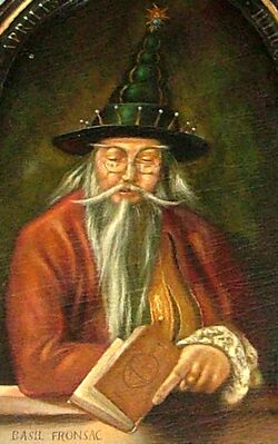 Basil Fronsac Old