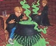 Cauldron to Sieve