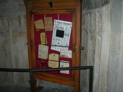 Gryffindor pasteboard
