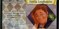Neville Longbottom (Trading Card)