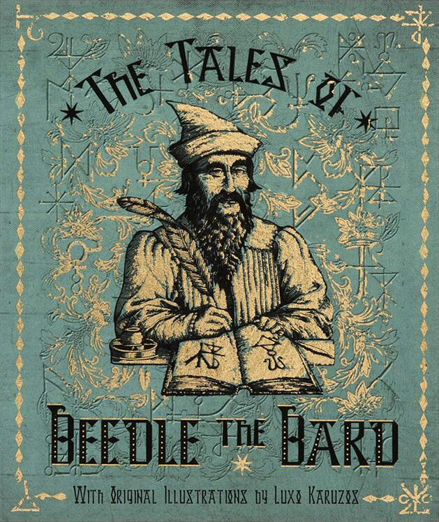 "the tales of beedle the bard Tales of beedle the bard recounts the one of two wizard fables -- ""the three  brothers"" from deathly hallows, or."