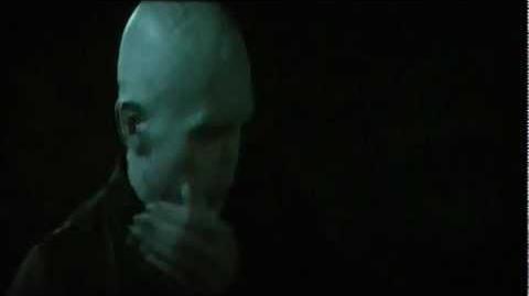 Voldemort kills Pius T.