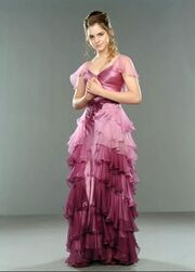 Yule bal hermione