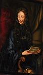 Unidentified Sleeping Headmaster with Book
