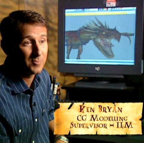 File:Ken Bryan (HP4 CG Modelling Supervisor - ILM) discussing the Dragon Task.JPG