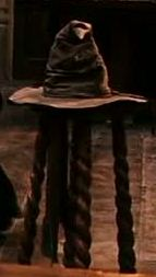 Sorting Hat Stool 2