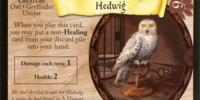 Hedwig (Trading Card)