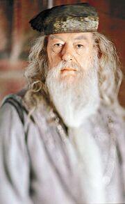 Albus Dumbledore promo