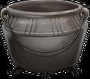 Pewter Cauldron