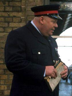 Station guard 1