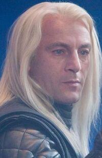Lucius Malfoy Headshot