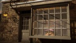 Ollivanders Hogsmeade