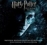 Hbp promo Soundtrack cover