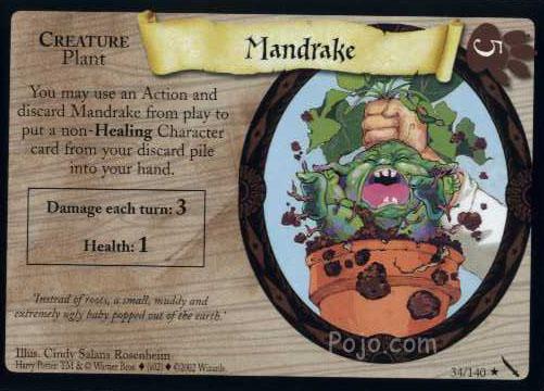 File:Mandrake (Harry Potter Trading Card).jpg
