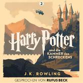 German 2016 Pottermore Exclusive Audio Book 02 COS