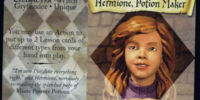 Hermione, Potion Maker