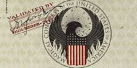 Magical Congress of the United States of America Identity Card
