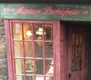 Matami Puddifootin kahvila