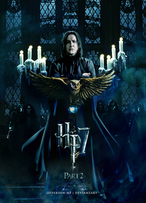 Image harry potter and the deathly hallows part 2 fan for Espejo harry potter