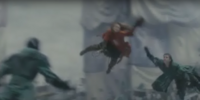 Unidentified Slytherin Keeper