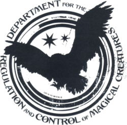 Department for the Regulation and Control of Magical Creatures logo.png