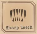 Beast identifier - Sharp Teeth